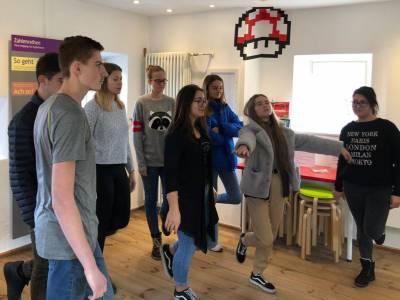 Bienvenu à Ingolstadt – Franzosen entdecken deutsche Arbeitswelt
