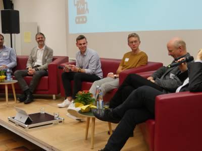"5. Junior Science Café an unserer Schule: ""Leben 4.0 – Leben in der Smart Society"""