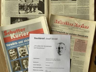 Parlamentariern in Bayern auf der Spur (1919-1933)
